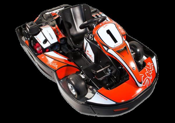 Kart SODI GT4 270cc dès 12 ans