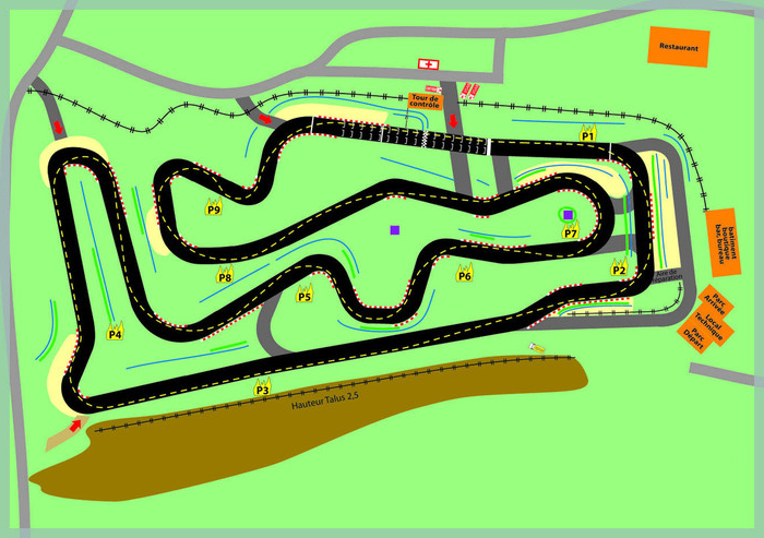 Circuit International de Karting d'Ariège
