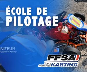 Ecole Pilotage Karting en Ariege