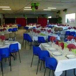 Restaurant & Salle de réception